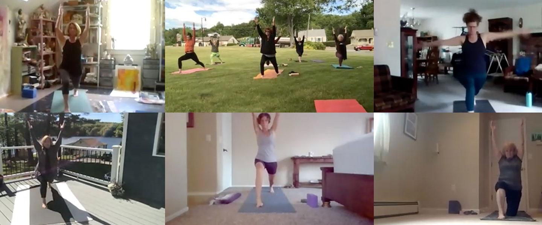Live Stream Yoga Classes